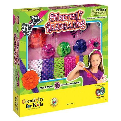 Creativity for Kids Stretchy Headbands