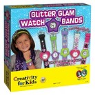 Creativity for Kids Glitter Glam Watch Bands