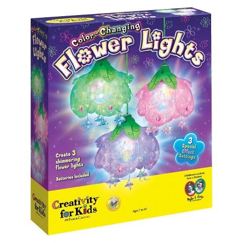 Flower Lights Target Changing Flower Lights