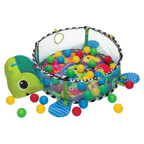Infantino Grow-with-Me Gym and Ball Pit