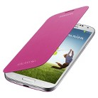 Samsung Cell Phone Case for Samsung Galaxy S4 - Pink (EF-FI950BP)