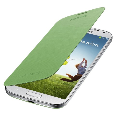 Samsung Cell Phone Case for Samsung Galaxy S4 - Green (EF-FI950BG)