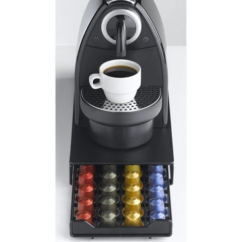 Nifty 40 Capacity Under-the-Brewer Drawer for Nespresso® Capsules