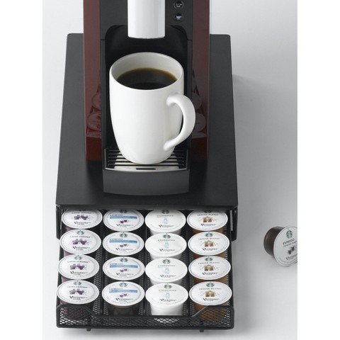 Nifty 32 Capacity Under-the-Brewer Drawer for Verismo® Capsules