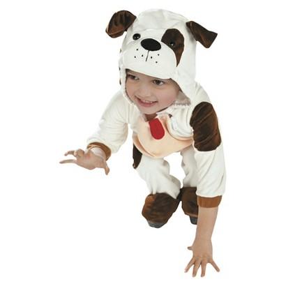 Infant/Toddler Plush Dog Costume