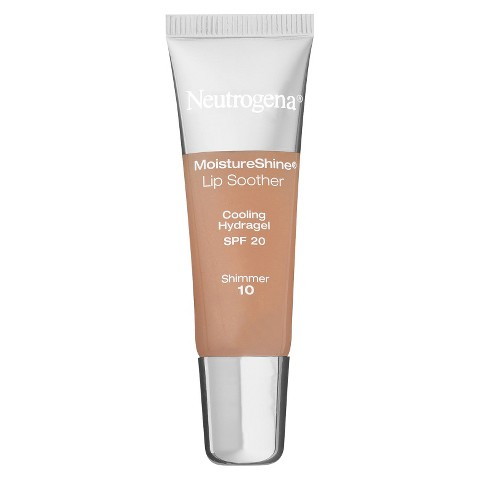Neutrogena Moisture Shine Lip Soothers SPF 20