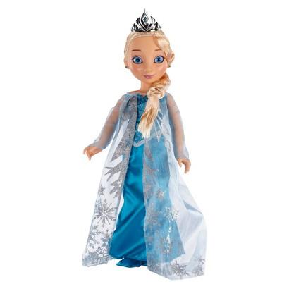 """Disney Frozen Elsa 18"""" Doll"""