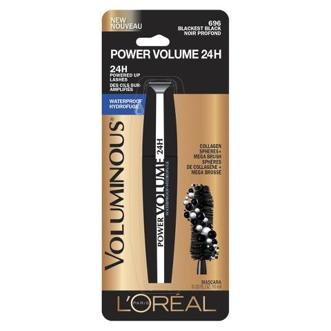 L'Oreal® Paris Voluminous Power Volume 24H Mascara