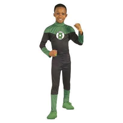Boy's Green Lantern Hal Jordan Justice League Costume - Target Exclusive