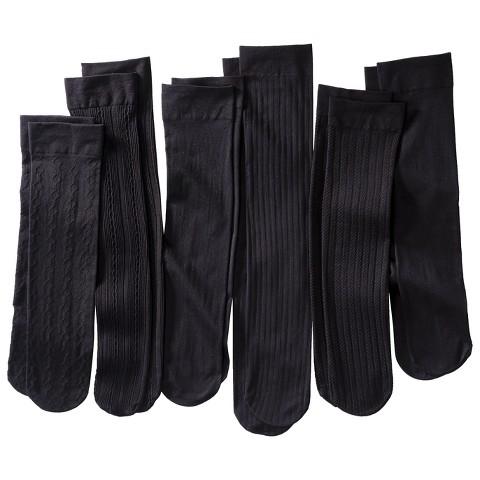 Women's Trouser Socks 6-Pack - Merona®