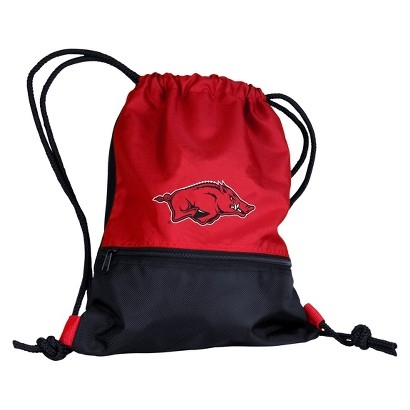 Arkansas Razorbacks Draw String Backpack