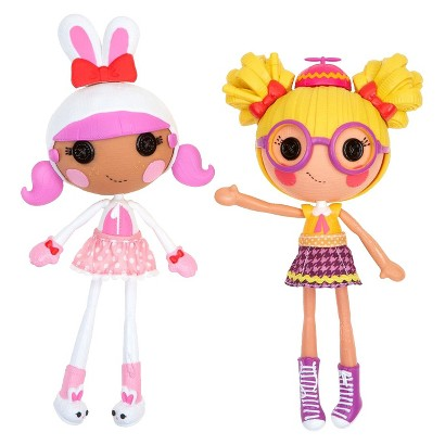 Lalaloopsy Workshop Double Pack- Bunny/Student