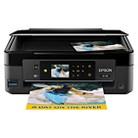 Epson XP-410 Color Multifunction Inkjet Printer - Black (C11CC87201)