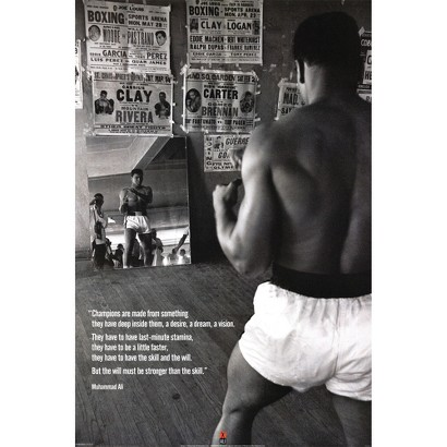 Art.com - Muhammad Ali, Gym