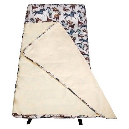 Wildkin Horse Dreams Easy Clean Nap Mat