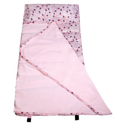 Wildkin Ladybug Easy Clean Nap Mat - Pink