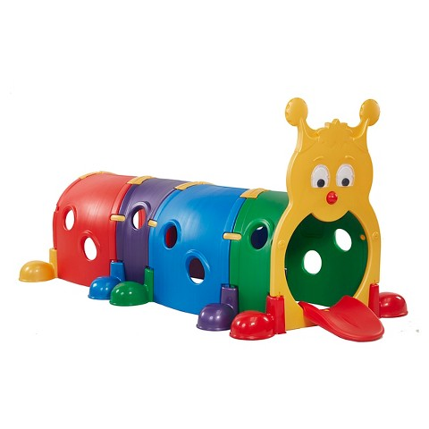 "ECR4Kids® 4 Section ""GUS"" Climb-N-Crawl Caterpillar"