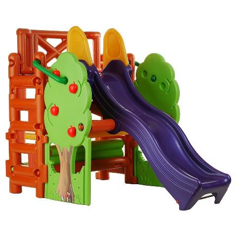 ECR4Kids® Tree Top Climb and Slide