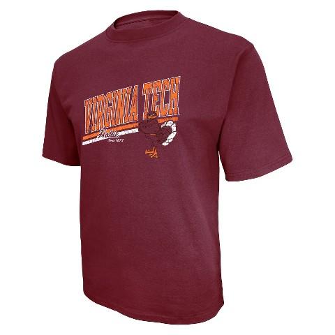 Men's Virginia Tech Hokies T-Shirt - Maroon