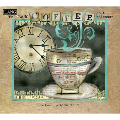 Lang Coffee   2014 Wall Calendar