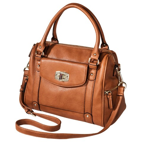 Merona® Satchel Handbag with Removable Crossbody Strap