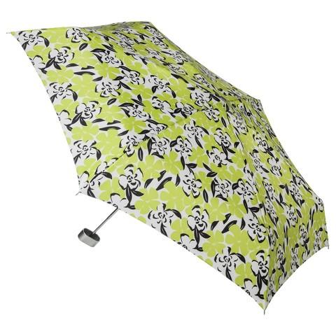 totes® Compact Umbrella - Multicolor Floral