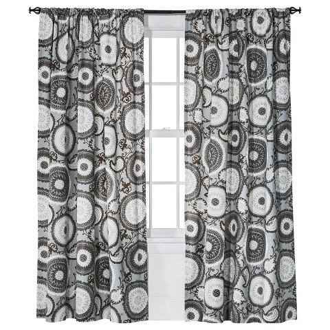 Threshold™ Farrah Medallion Curtain Panel