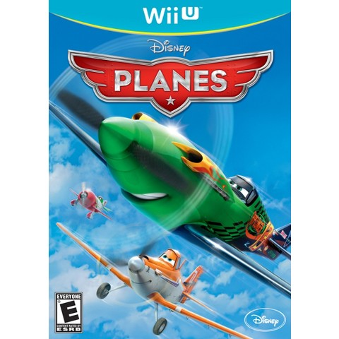 Disney Planes (Nintendo Wii U)