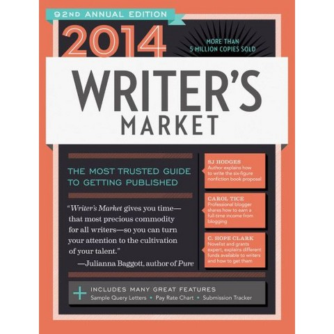 Writer's Market 2014 (Annual) (Paperback)