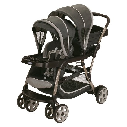 Graco Read2Grow Click Connect Stroller - Black