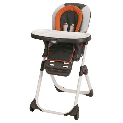 Graco DuoDiner LX High Chair - Tangerine