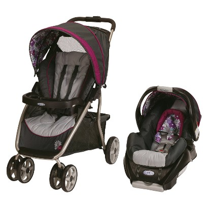 Graco® Dynamo Lite Classic Connect™ Travel System