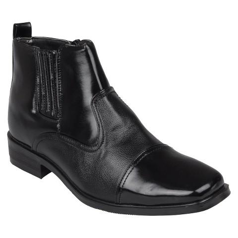 Men's Boston Traveler Chelsea Boot - Black