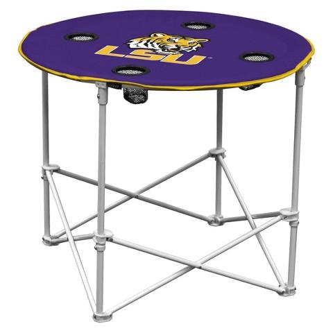 LSU Tigers Portable Table