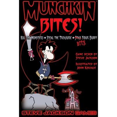 ECOM MUNCHKIN™ Bites Steve Jackson Vampire Themed Game