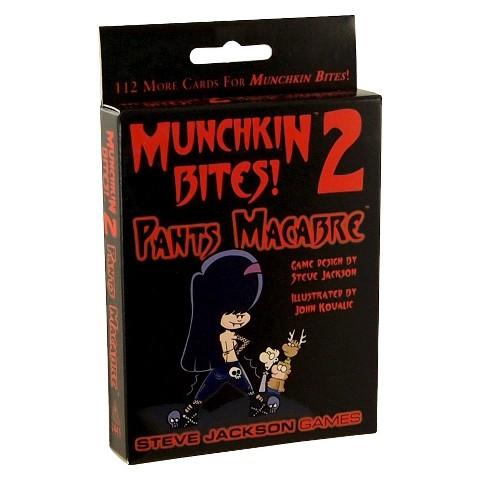 MUNCHKIN™ Bites 2 Pants Macabre Steve Jackson Vampire Themed Game