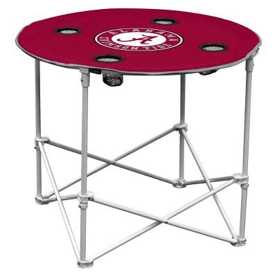 Alabama Crimson Tide Portable Table