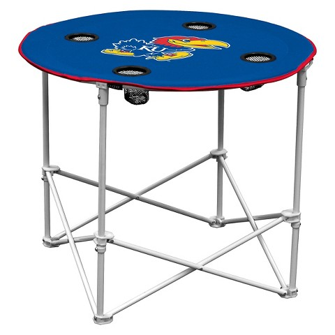Kansas Jayhawks Portable Table