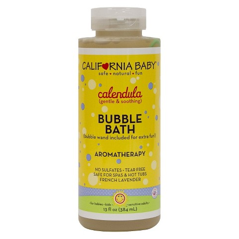California Baby Calendula Bubble Bath - 13oz