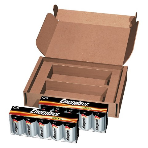 Energizer Max C Batteries 10 count