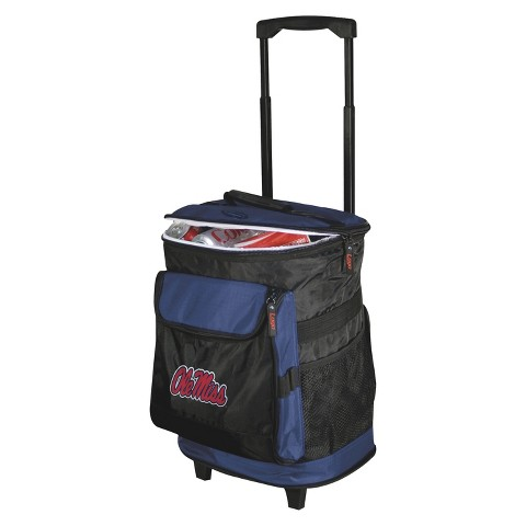 Ole Miss Rebel Rolling Cooler