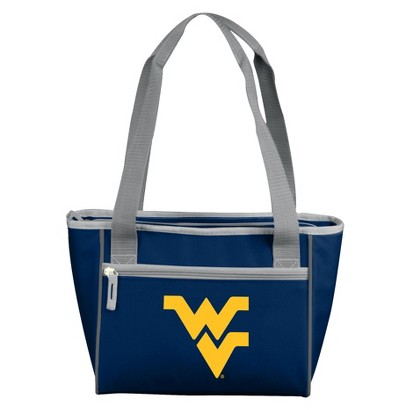 West Virginia Mountaineers 16 Can Cooler Tote