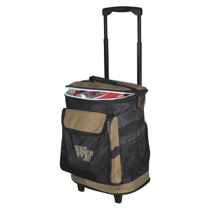 Wake Forest Demon Deacons Wake Forest Rolling Cooler