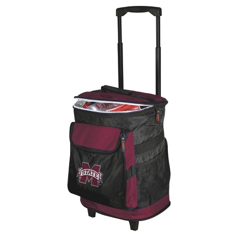 NCAA Mississippi State Rolling Cooler
