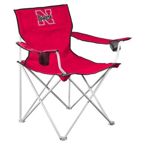 Nebraska Cornhuskers Deluxe Chair