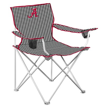 NCAA Alabama Houndstooth Deluxe Chair