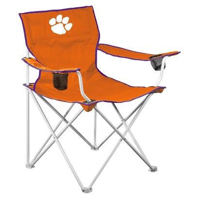 NCAA Clemson Deluxe Chair