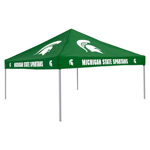 Michigan State Spartans Green Canopy Tent