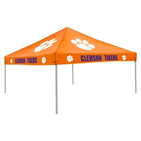 Clemson Tigers Orange Canopy Tent