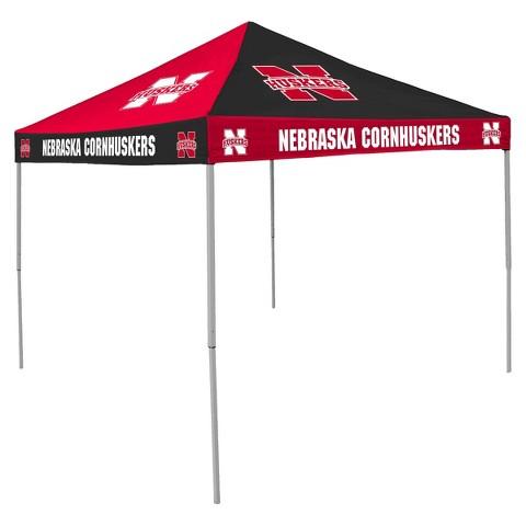 Nebraska Cornhuskers Checkerboard Canopy Tent